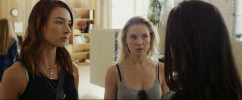 Female Fight Club Blu-ray Review Szene 2