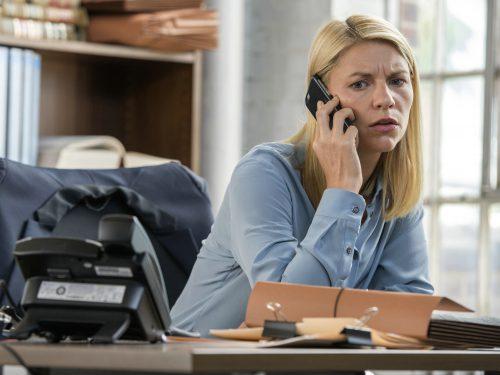 Homeland - die komplette sechste Staffel Blu-ray Review Szene 7