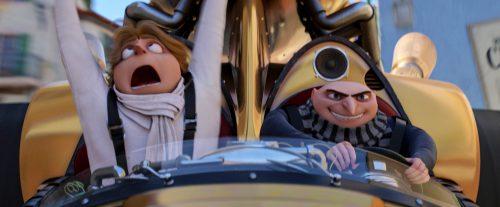 Ich - Einfach unverbesserlich 3 4K UHD Blu-ray Review Szene 10