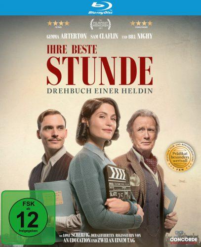 Ihre beste Stunde - Drehbuch einer Heldin Blu-ray Review Cover