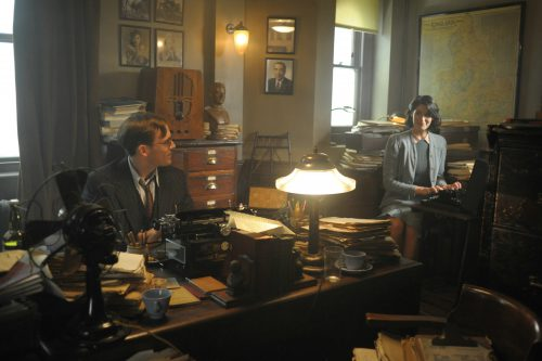 Ihre beste Stunde - Drehbuch einer Heldin Blu-ray Review Szene 7