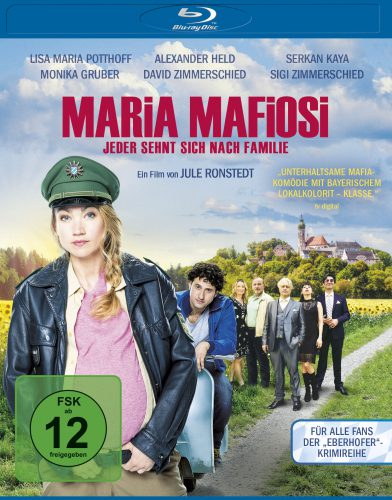 Maria Mafiosi - Jeder sehnt sich nach Familie Blu-ray Review Cover