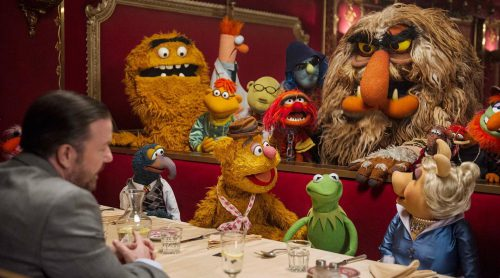 Muppets Most Wanted Blu-ray Review Szene 1