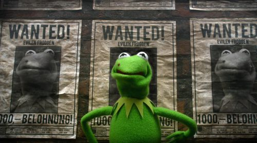 Muppets Most Wanted Blu-ray Review Szene 2