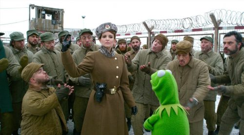 Muppets Most Wanted Blu-ray Review Szene 3