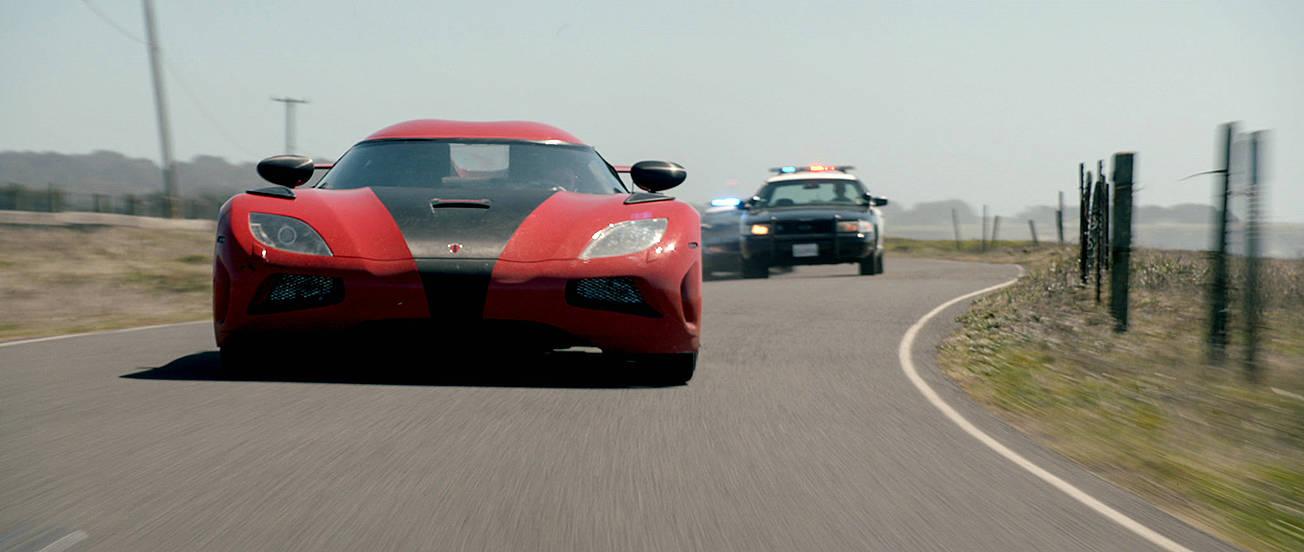 Blu Ray Kritik Need For Speed Full Hd Aaron Paul Review Rezension