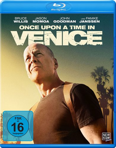 Once Upon a Time in Venice Blu-ray Review Cover
