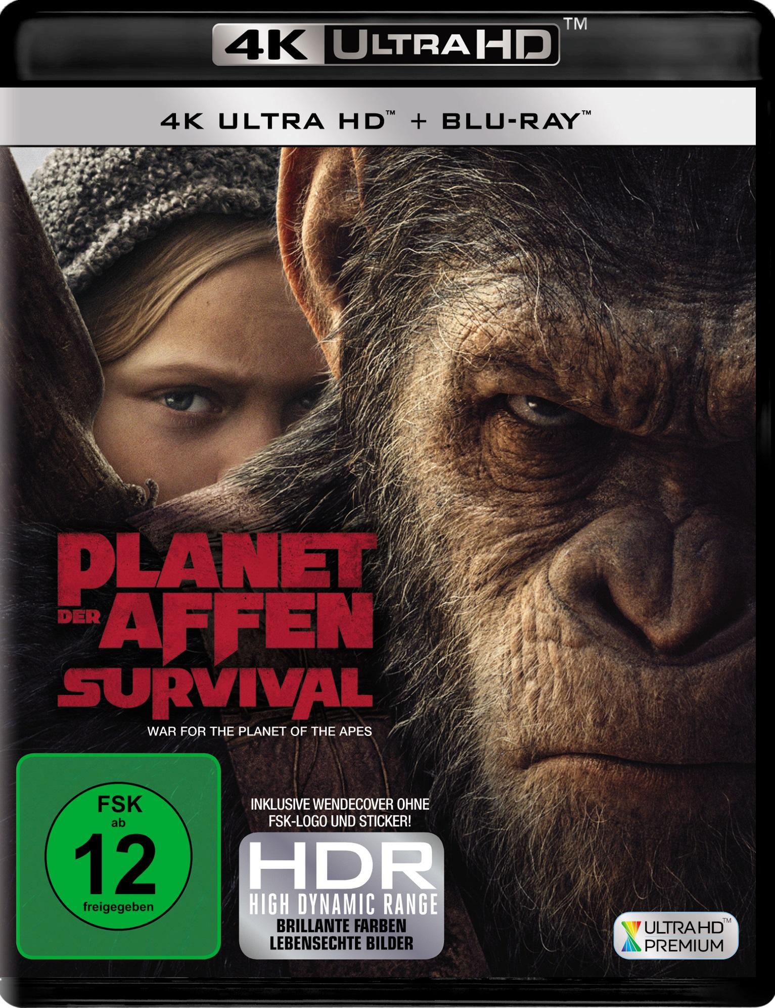 Planet Der Affen Survival Netflix
