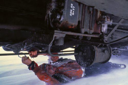 Runaway Train - Express in die Hölle Blu-ray Review MediaBook Szene 3