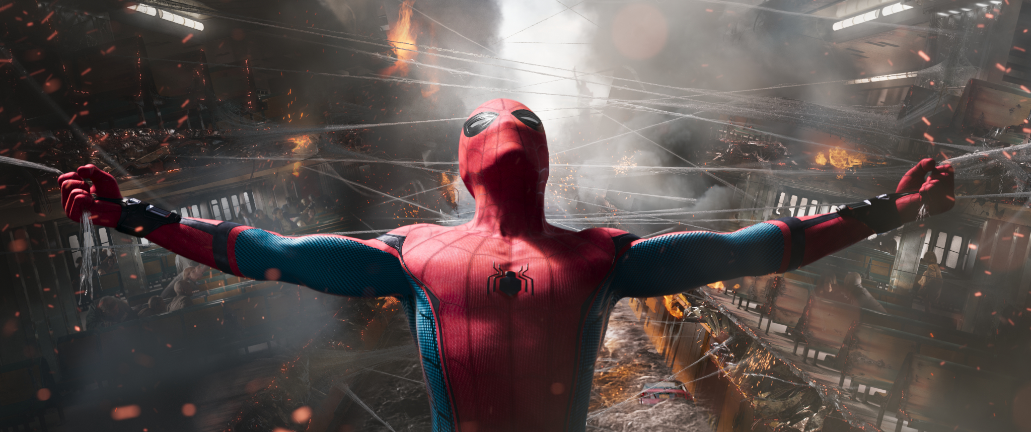Spider Man Homecoming 4K UHD Blu-ray Review Szene 1