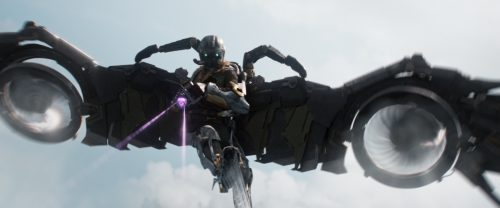 Spider Man Homecoming 4K UHD Blu-ray Review Szene 3
