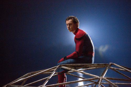 Spider Man Homecoming 4K UHD Blu-ray Review Szene 5