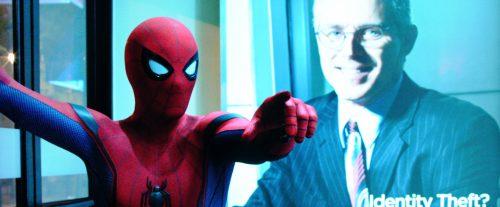 Spider-Man Homecoming BD vs UHD Bildvergleich 1