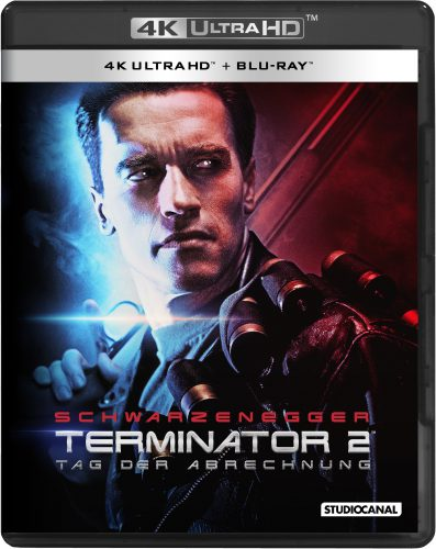 Terminator 2 Tag der Entscheidung 4K UHD Blu-ray Review Cover