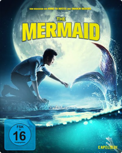 The Mermaid Blu-ray Review Cover