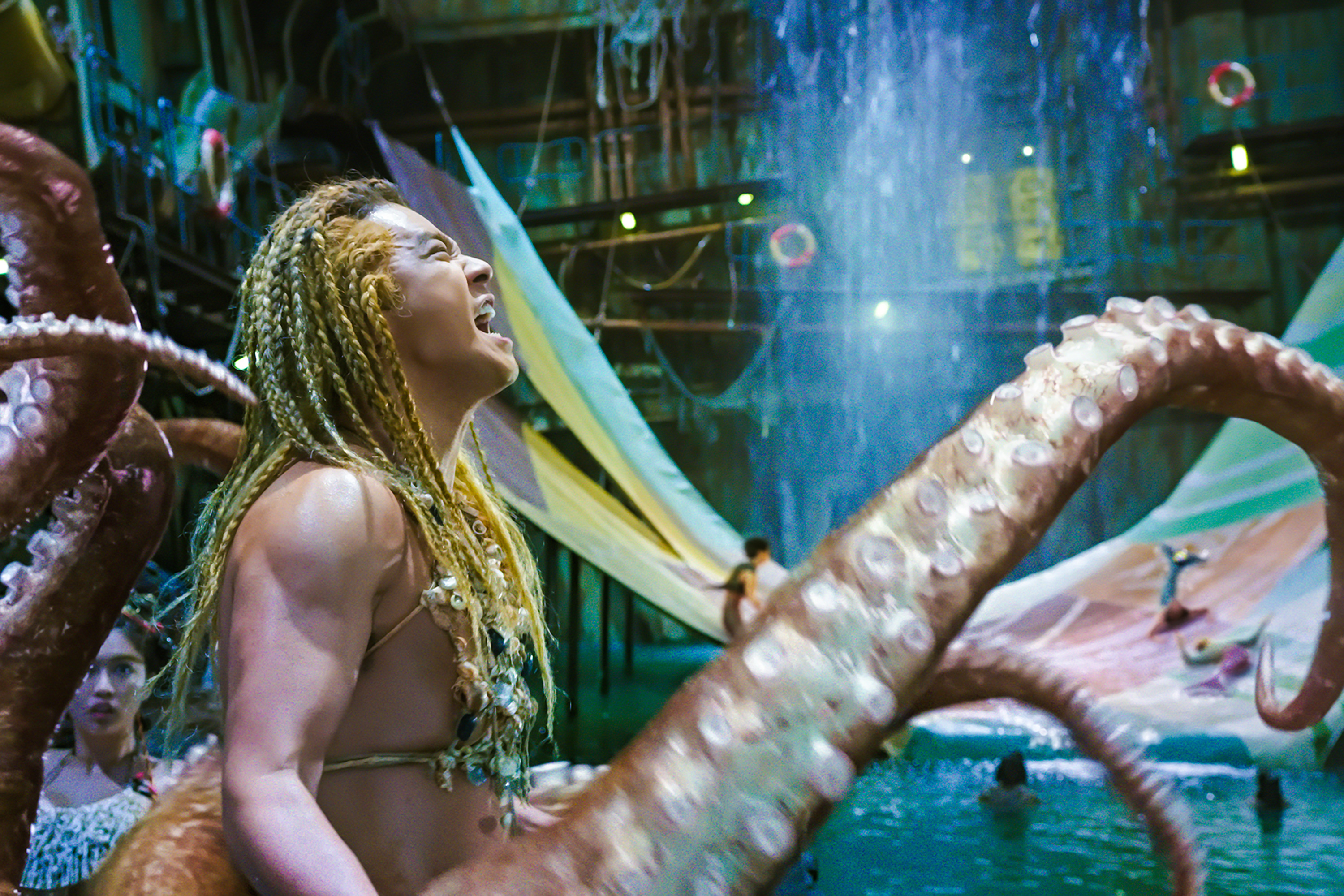 The Mermaid Blu-ray Review Szene 9