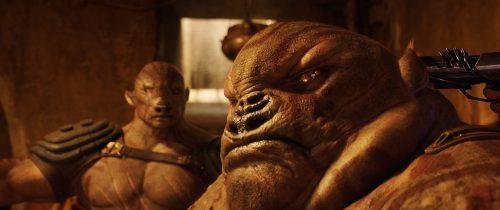 Valerian - Die Stadt der tausend Planeten 4K UHD Blu-ray Review Szene 13