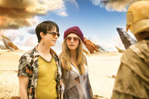 Valerian - Die Stadt der tausend Planeten 4K UHD Blu-ray Review Szene 15