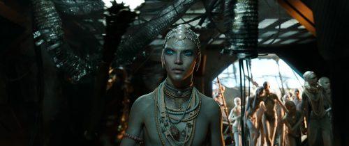Valerian - Die Stadt der tausend Planeten 4K UHD Blu-ray Review Szene 16