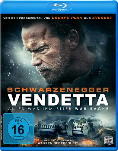 Vendetta - Alles was ihm blieb war Rache Blu-ray Review Cover
