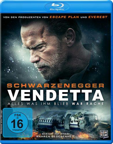 Vendetta - Alles was ihm blieb war Rache Blu-ray Review Cover