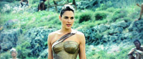 Wonder Woman Blu-ray vs UHD Bildvergleich 1