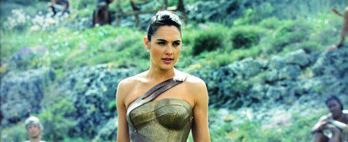 Wonder Woman Blu-ray vs UHD Bildvergleich 2