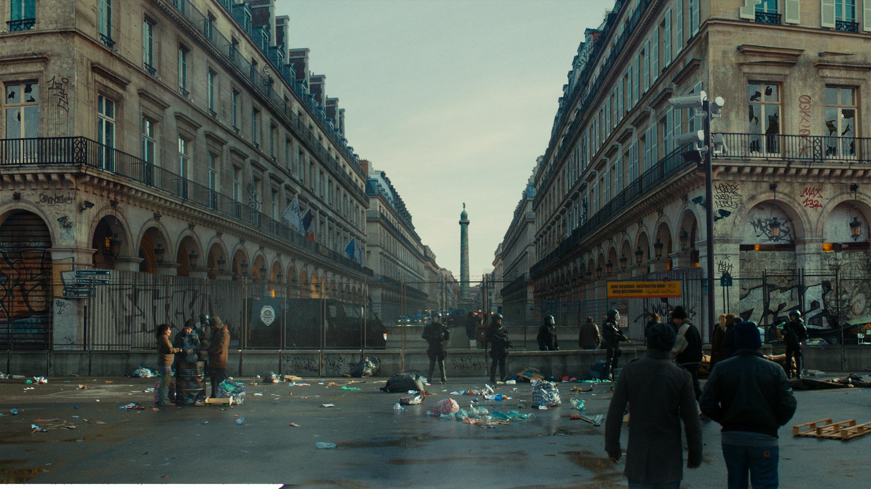 Ares - Der letzte seiner Art Blu-ray Review Szene 1