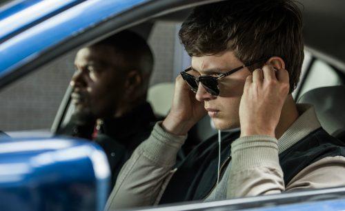 Baby Driver 4K UHD Blu-ray Review Szene 1
