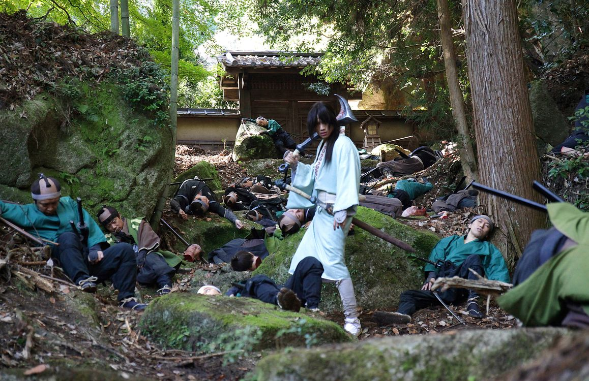 Blade of the Immortal - Rache stirbt nie Blu-ray Review Szene 5