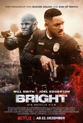 Bright Netflix Review Cover