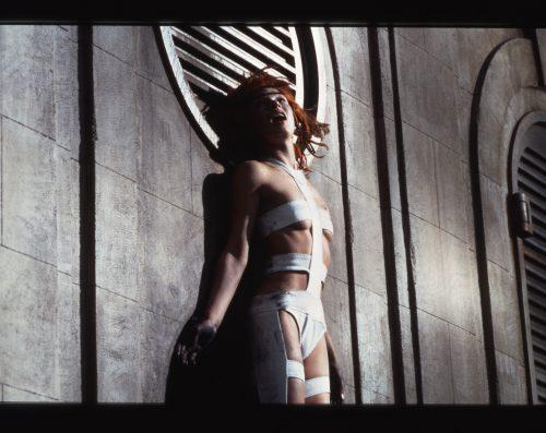 Das fünfte Element 4K UHD Blu-ray Review Szene 1