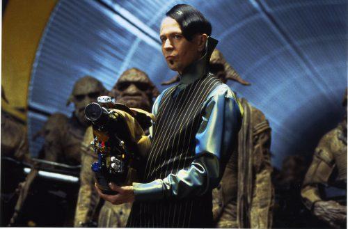 Das fünfte Element 4K UHD Blu-ray Review Szene 2