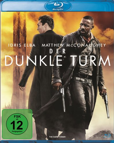 Der dunkle Turm Blu-ray Review Cover