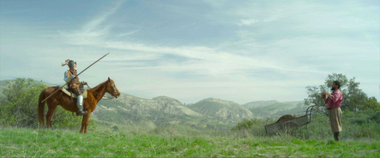 Don Quijote von der Mancha Blu-ray Review Szene 1