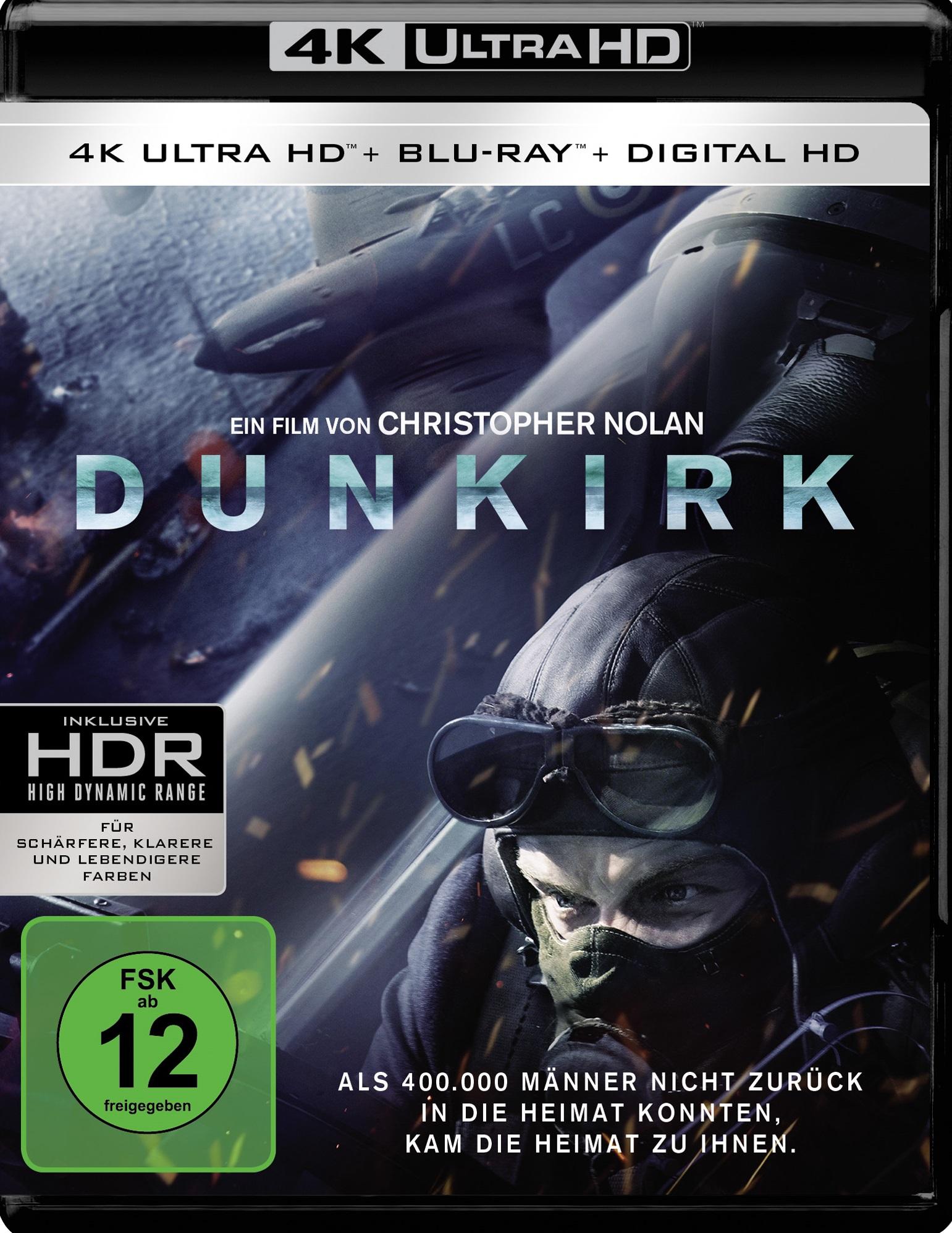 Dunkirk Rezension