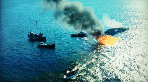 Dunkirk BD vs. UHD Bildvergleich 3