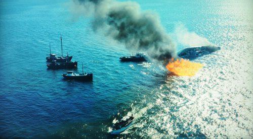 Dunkirk BD vs. UHD Bildvergleich 4