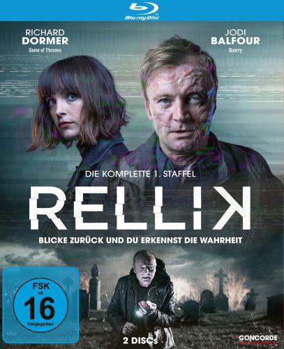 Rellik - Blicke zurück und du erkennst die Wahrheit Staffel 1 Blu-ray Review Cover