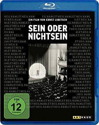 Sein oder Nichtsein Blu-ray Review Cover