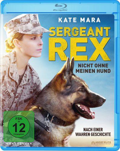 Sergeant Rex - Nicht ohne meinen Hund Blu-ray Review Cover