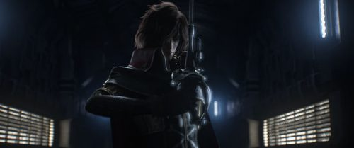 Space Pirate Captain Harlock Blu-ray Review Szene 1