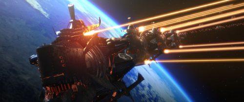 Space Pirate Captain Harlock Blu-ray Review Szene 4