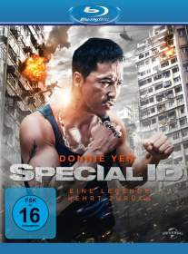Special ID Blu-ray Review