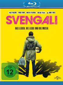 Svengali - Das Leben, die Liebe und die Musik Blu-ray Review Cover