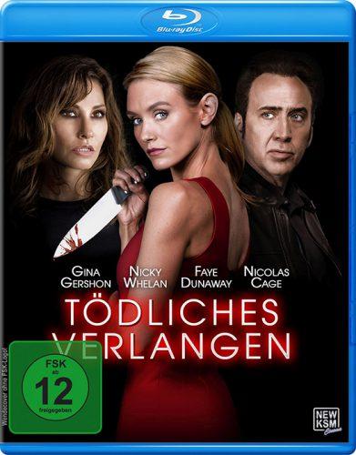 Tödliches Verlangen Blu-ray Review Cover