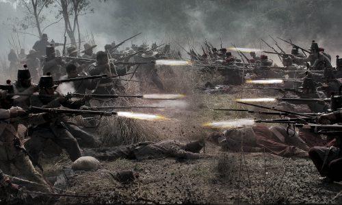 Tage der Freiheit - Schlacht um Mexiko Blu-ray Review Szene 2