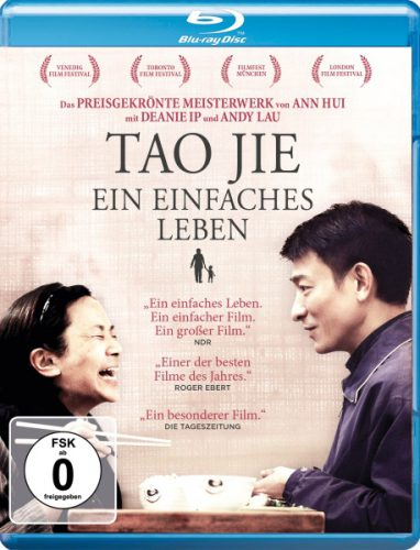Tao Jie - Ein einfaches Leben Blu-ray Review Cover