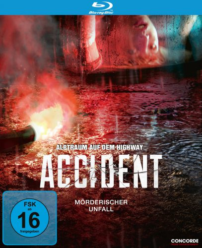 Accident - Mörderischer Unfall Blu-ray Review Cover