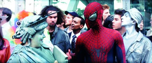 Amazing Spider-Man 2 Rise of Electro BD vs UHD Bildvergleich 1